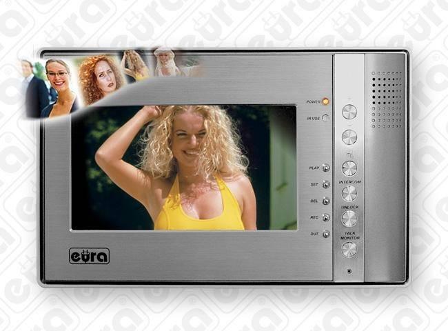VT-691D Eura monitor dodatkowy