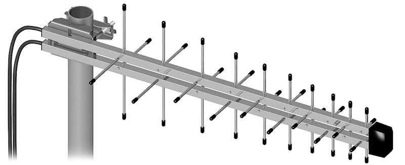 ATK-LOG LTE + 10m antena
