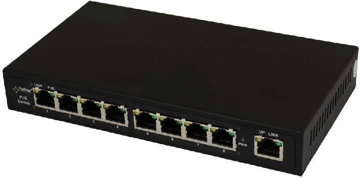 S98 switch 8xPOE +1