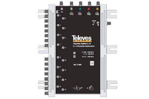 714002 5x16 multiswitch televes