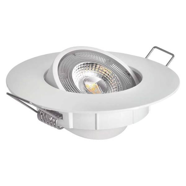 ZD3121 LED 5W/230V oprawaregulowana biała