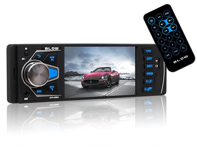 AVH-8984 MP5 BLUETOOTH radio