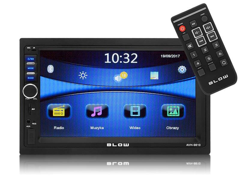AVH-9810 radio 2 DIN