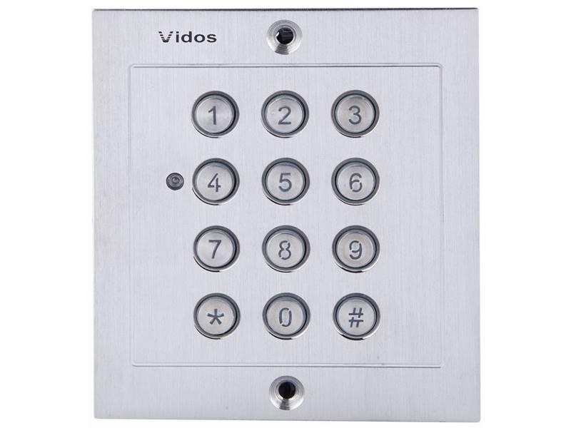 Zamek szyfrowy VIDOS ZS600D