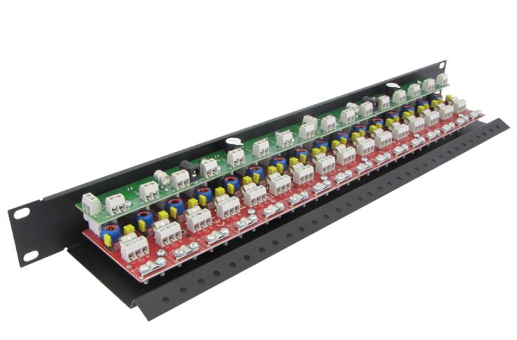 LHD-16R-PRO przepięciowa UTP/BNC