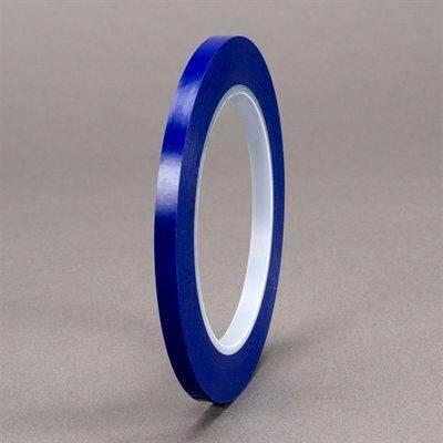 3M6408 Taśma winylowa 471 Blue 12mmx33m