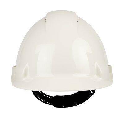 3M Hełm ochronny G3000 biały