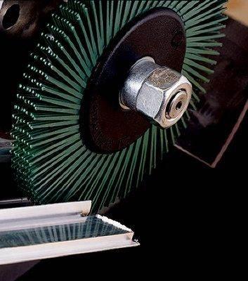 3M Wkłady do BB-ZB Typ A zielone 150mm,P50 (40szt)