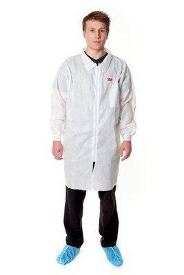 3M4400 Fartuch laboratoryjny typ 5/6 rozm. L biały