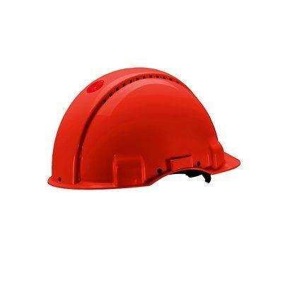 3M Hełm ochronny G3000 czerwony