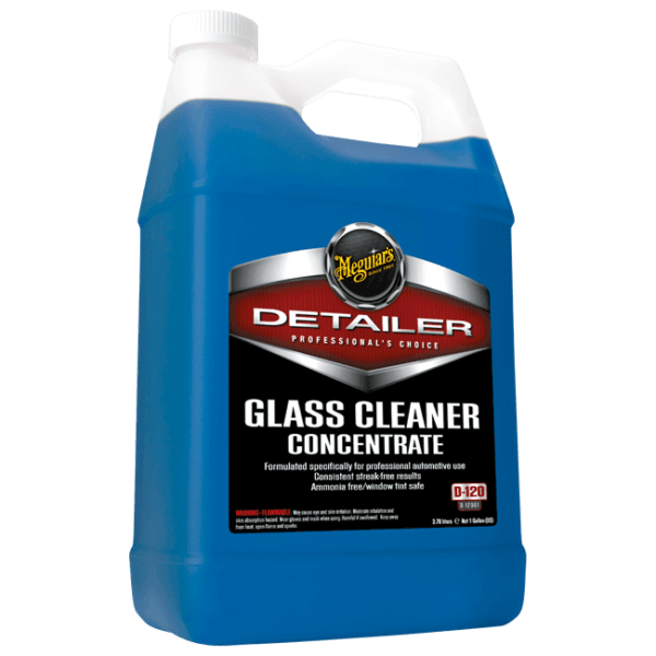 Meguiars Glass Cleaner 3,78l/1 galon