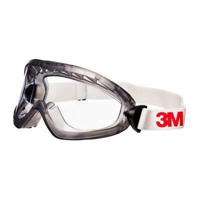3M2890SA Gogle ochronne (szczelne, bez wentylacji)