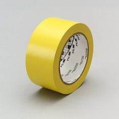 3M764i 50mm x 33m taśma winylowa żółta