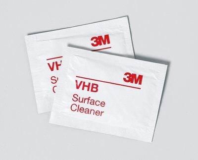 3M Chusteczki do czyszczenia powierzchni VHB