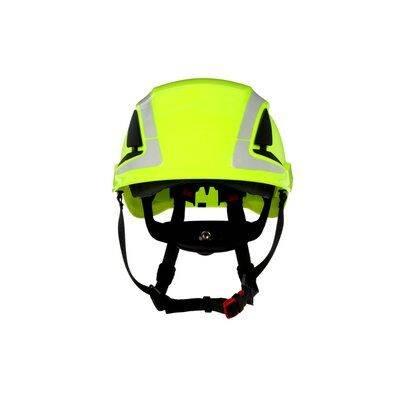 3MX5014V-CE Hełm ochronny SecureFif HVGreen