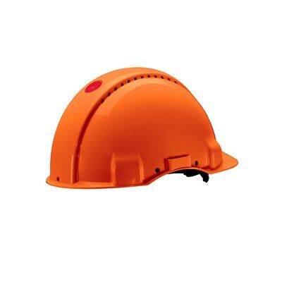 3M Hełm ochronny G3000 pomarańczowy