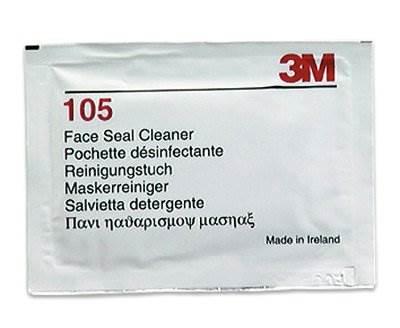 3M105 Ścierka do czyszczenia osłony twarzy
