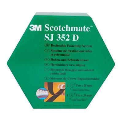 3MSJ352D Scotchmate Rzep przemysłowy 25mmx5m