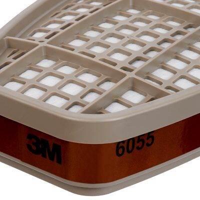 3M6055 Pochłaniacz przeciw parom organicznym A2