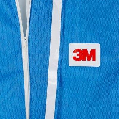 3M4532+ Kombinezon ochronny typ 5/6 r.XL niebieski