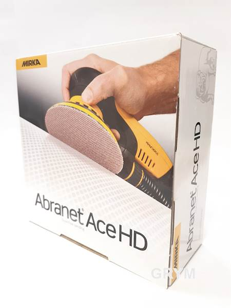 MIRKA Abranet ACE Heavy Duty 150mm P80