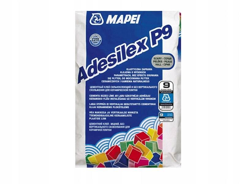 MAPEI adesilex P-9 25kg