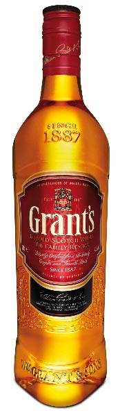 WHISKY GRANTS 700ML 40% T40