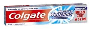 PASTA COLGATE ADVANCED WHITE 125G