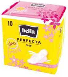 BELLA PERF.ROSE EXTRA FRESH 10SZT