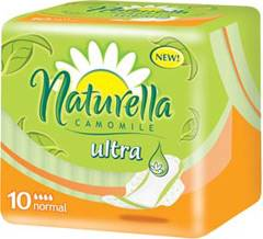 NATURELLA ULTRA NORMAL 10SZT