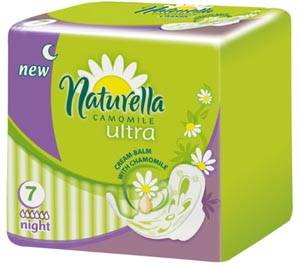 NATURELLA ULTRA NIGHT 7SZT.