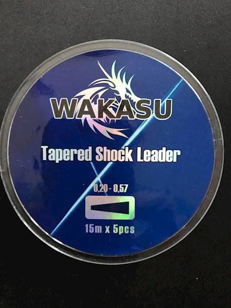 Przypon strzałowy WAKASU 0,20-0,57 mm