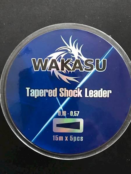 Przypon strzałowy WAKASU 0,18-0,57 mm