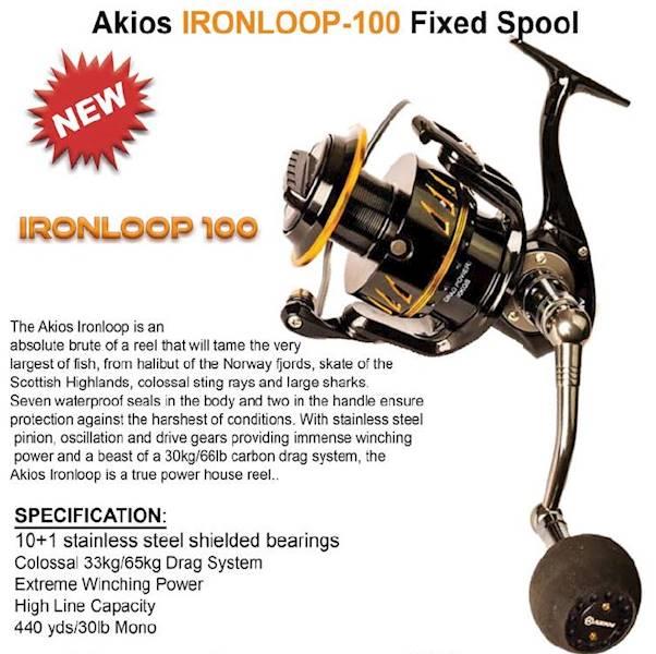 INOVA AKIOS IRONLOOP-100