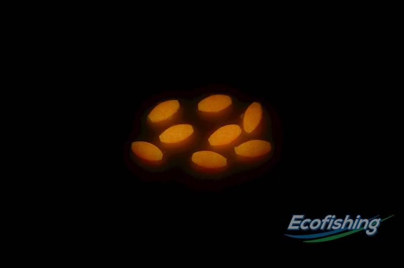 stoper under water pomarańczowy fosforescencyjny