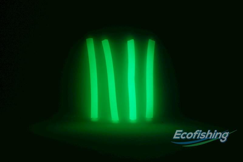 wałeczek fosforescencyjny żółto-zielony