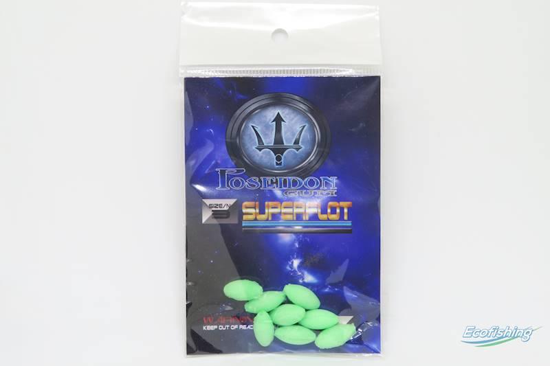 stoper wypornościowy zielony fosforescencyjny