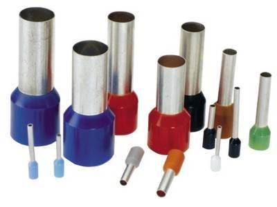 Końcówka- tulejka kablowa 2,5-10mm 100szt/opak.