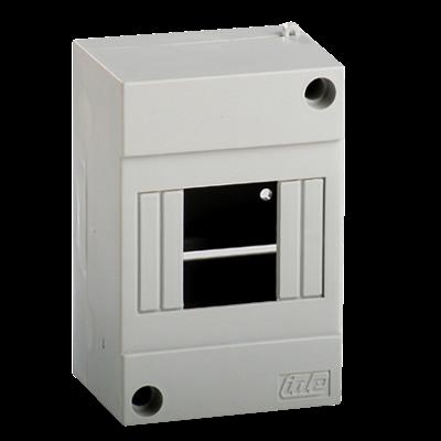 Obudowa plastikowa COMBI 4M natynk IP40