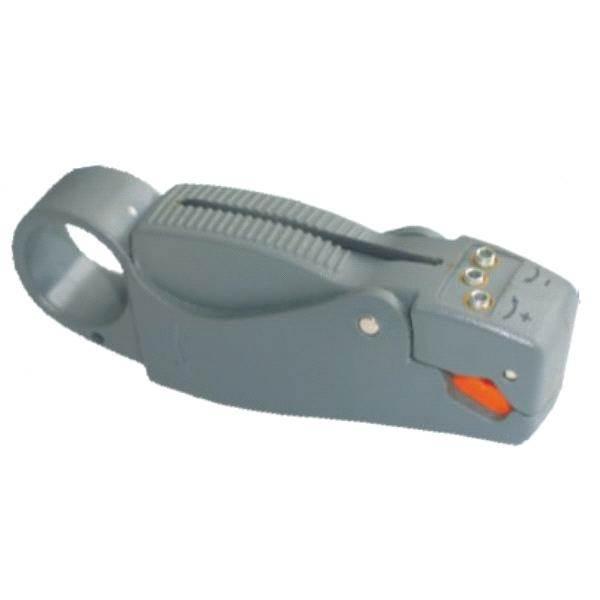Ściągacz izolacji z przewodów COAX RG58/59/62