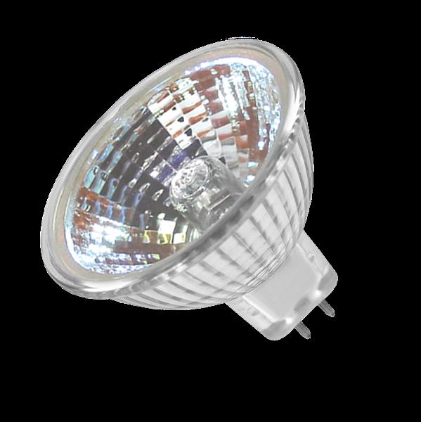 Żarówka halogenowa MR16 50W szkło 12V