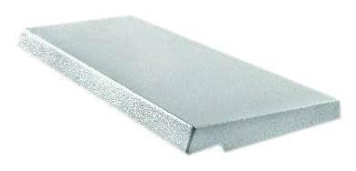Daszek metalowy do rozdzielnicy 910 x 309mm
