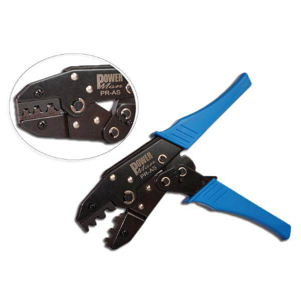 Zaciskarka do końcówek konektorowych 0,5-6mm 230mm