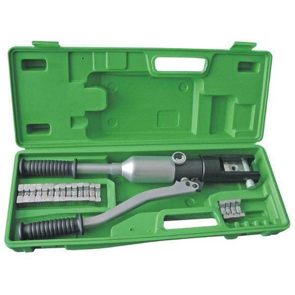 Ręczna praska hydrauliczna 16-240mm dł.705