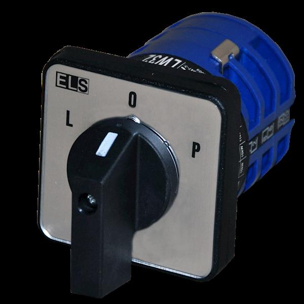 Łącznik krzywkowy L-0-P 125A 3P tablicowy