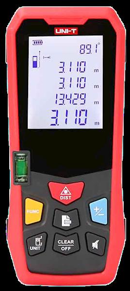 Miernik LM80 dalmierz laserowy zasięg 80m