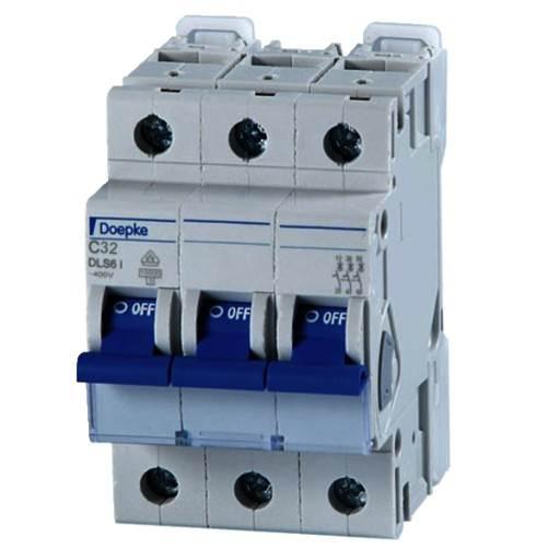 Wyłącznik nadprądowy DOEPKE C32 3P DLS6i C32/3P