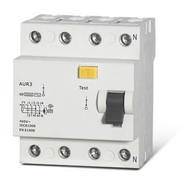 Wyłącznik różnicowoprądowy SINTEC 4P/25A/0,03A AC