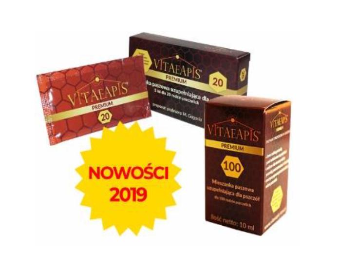 Vitaeapis premium na 20 rodzin