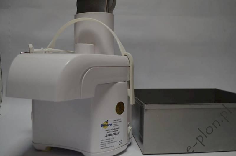 Młynek do pozyskiwania pierzgi / 7250 Ł